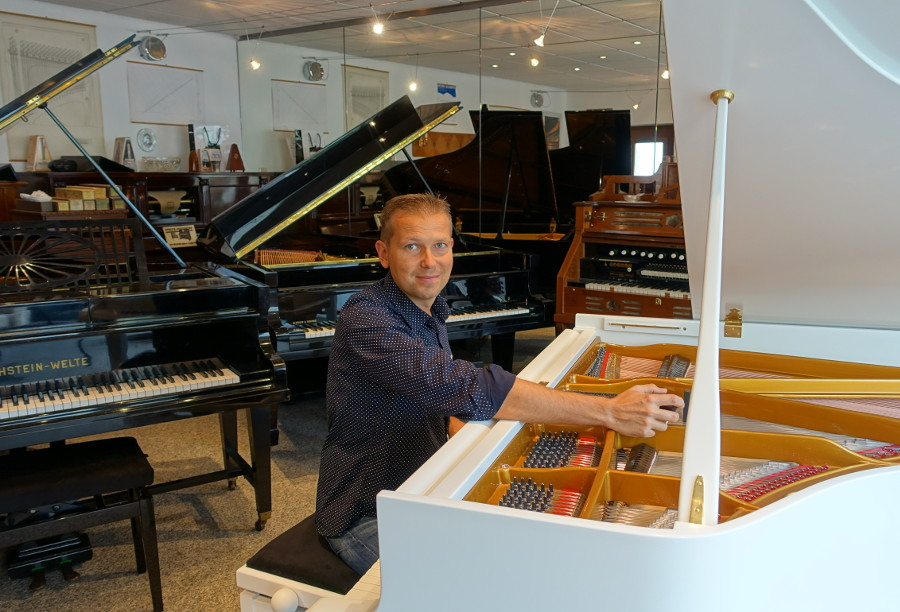 piano tuning and care